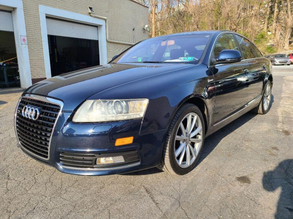 2009 BLUE AUDI A6 PRESTIGE (WAUWG74F79N) with an 3.0L engine, Automatic transmission, located at 131 North Cameron Street, Harrisburg, 17101, (717) 257-0766, 40.266991, -76.875137 - Photo #0