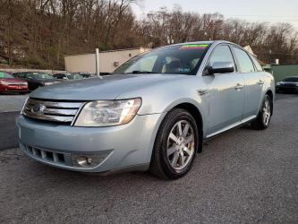 2008 FORD TAURUS 4DR
