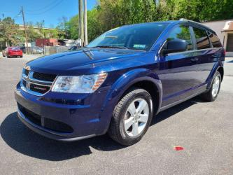 2017 DODGE JOURNEY 4DR