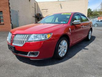 2012 LINCOLN MKZ 4DR
