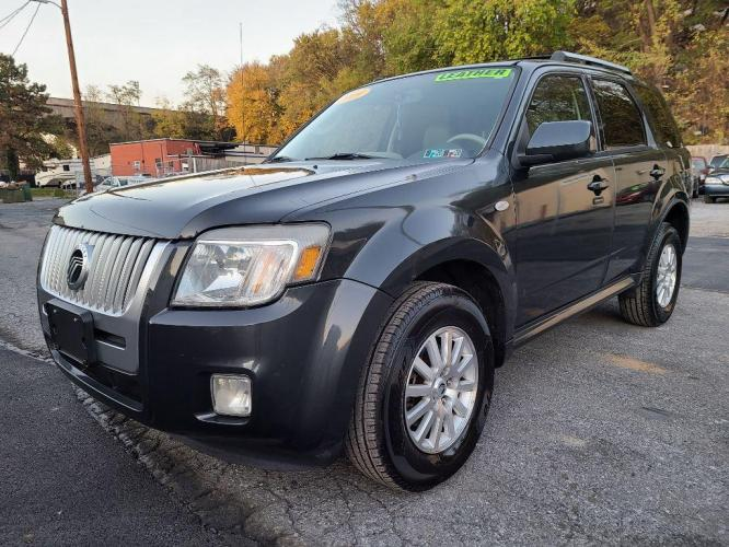 2009 GREY MERCURY MARINER PREMIER (4M2CU87769K) with an 2.5L engine, Automatic transmission, located at 131 North Cameron Street, Harrisburg, 17101, (717) 257-0766, 40.266991, -76.875137 - Photo #0