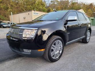 2008 LINCOLN MKX 4DR
