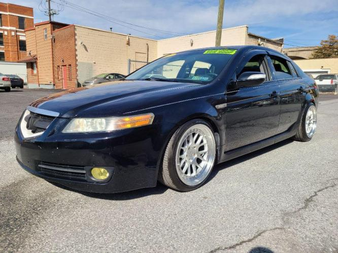 2007 ACURA TL 4DR
